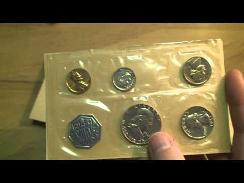 MORE SILVER!!  Proof Sets: 1960-1964