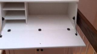 Ikea Office Secretary Desk Assembly Service In Pikesville Md By Furniture Assembly Experts Llc