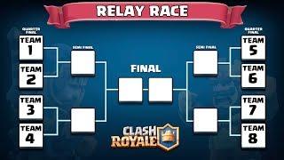 Clash Royale Olympics | Relay Championship