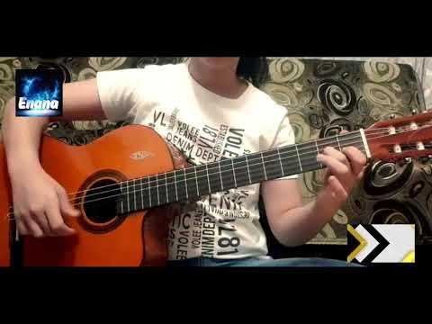 جوليان-جوني-معزوفه-مالاكوينا-classic-guitar-malaguena