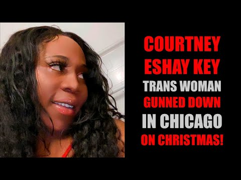 Courtney Eshay Key Murdered On Christmas Day