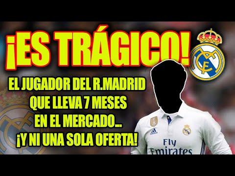 Download ¡Es trágico!  |  El jugador del R.Madrid que lleva 7 meses en el mercado... ¡Y NI UNA SOLA OFERTA!
