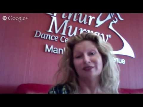 Ballroom dancing classes in Manhattan - fun, exercise and creativity