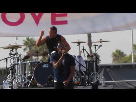 Newsboys - We Believe - at Labour of Love Music Fest Bolsa Chica Beach Sep. 02, 2017