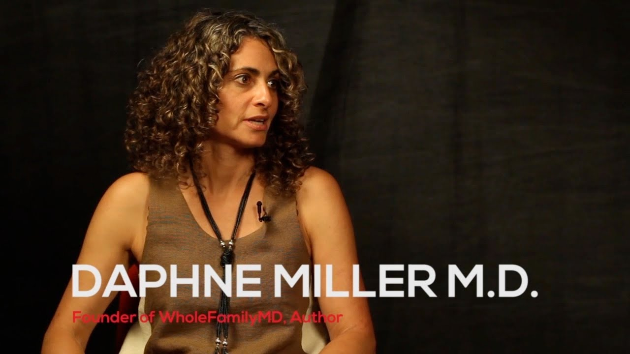 Daphne Miller on Organic Farming | IIN Depth - YouTube