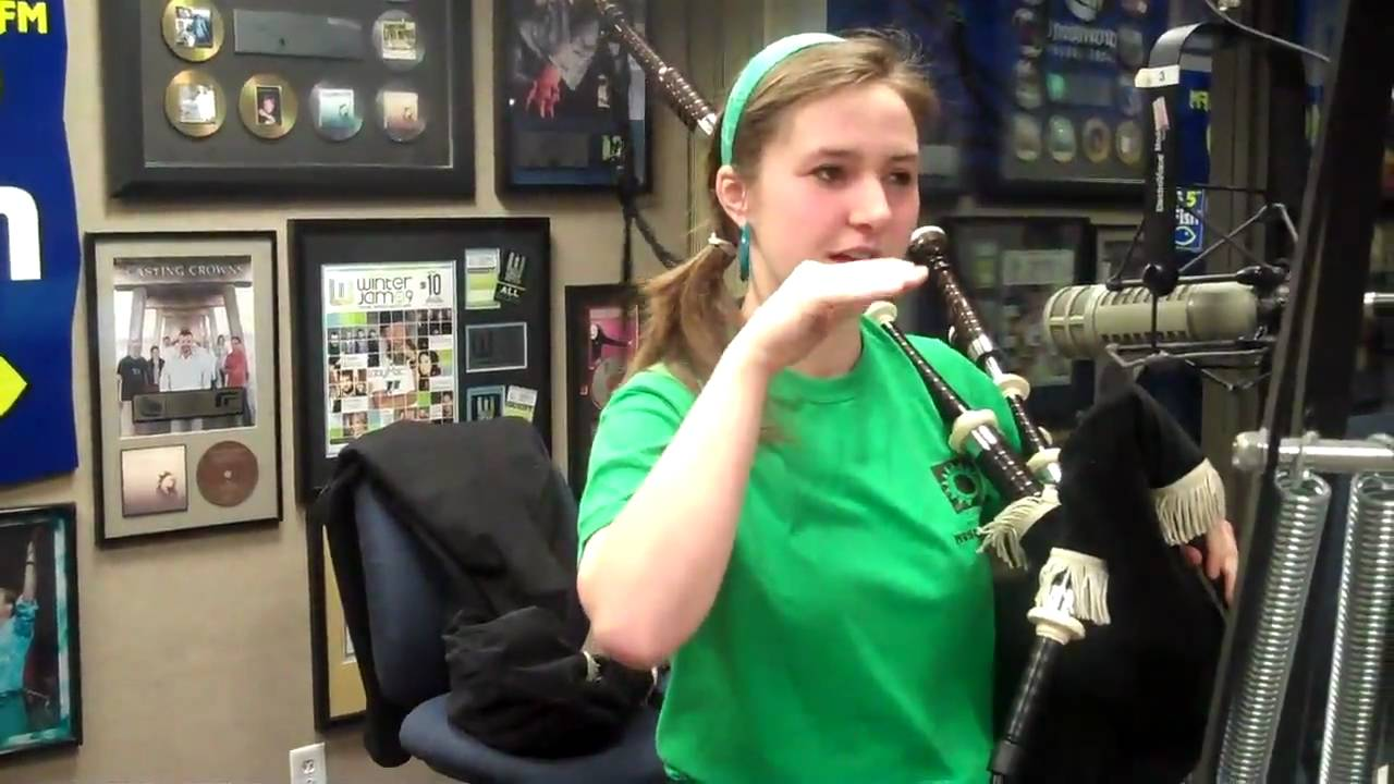 95 5 the fish len and brooke name that tune bagpipe for The fish 95 5