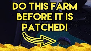World Of Warcraft Gold Farm - THIS METHOD WILL BE PATCHED