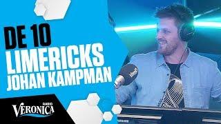 DE 10: Limericks | door Johan Kampman