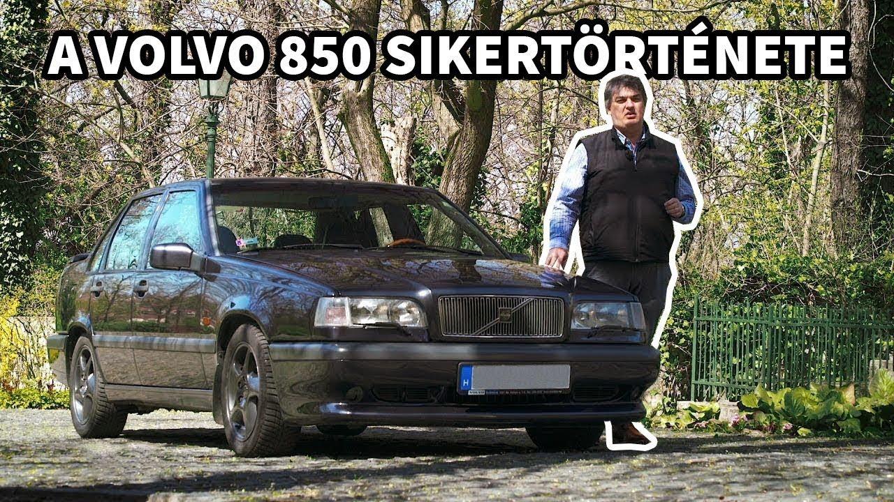 A mérnöki kultúra, ami egy életen át elkísér: Volvo 850R (1996) - Alapjárat