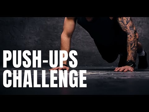 Push-Ups Challenge¡¡