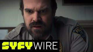 Stranger Things Season 2: Paul Reiser on Aliens Like Role | San Diego Comic-Con 2017 | SYFY WIRE