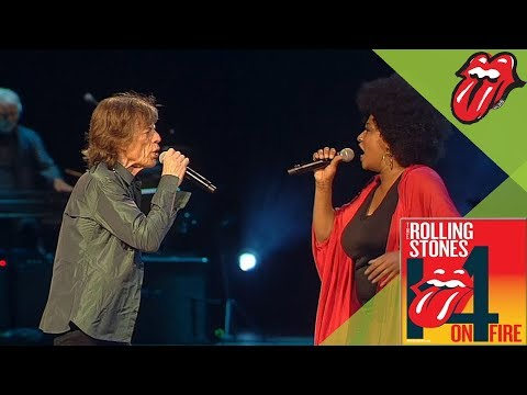 The Rolling Stones on Gimme Shelter - 14 ON FIRE