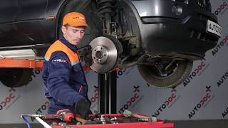 Jak zmienić Wahacz koła BMW X5 (E53) - przewodnik