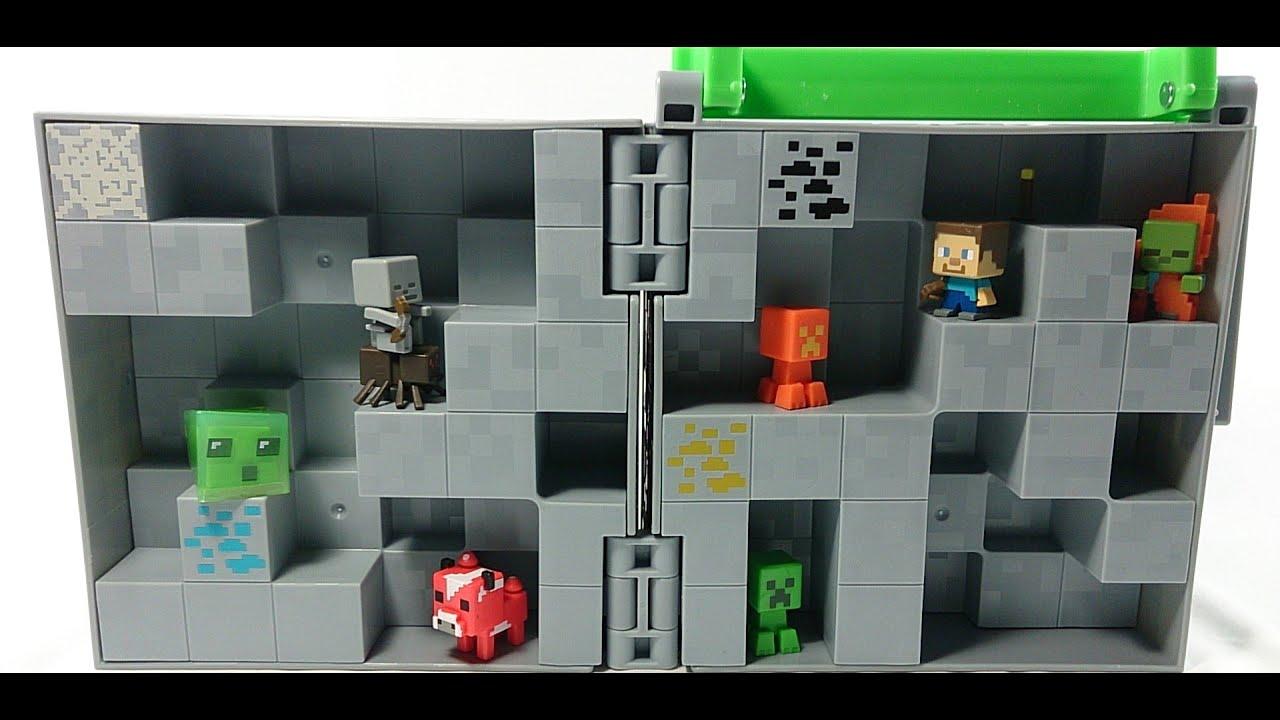 Minecraft Mini-Figure Collector Case