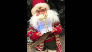 Музыкальный Дед Мороз  арт.11028  www.smartcook.etov.ua