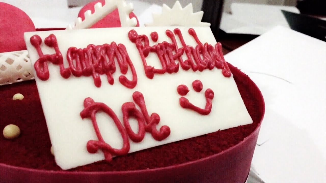 Happy Birthday Dot Cake Images