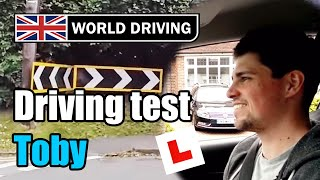UK driving test with Toby http://www.driving-school-beckenham.co.uk...