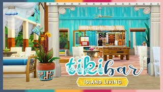 🛠️ World RENOVATION #1 - ISLAND LIVING - Speed Build - The Sims 4