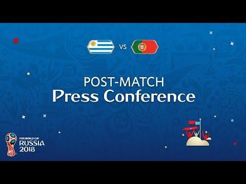 2018 FIFA World Cup Russia™ - URU vs POR : Post-Match Press Conference