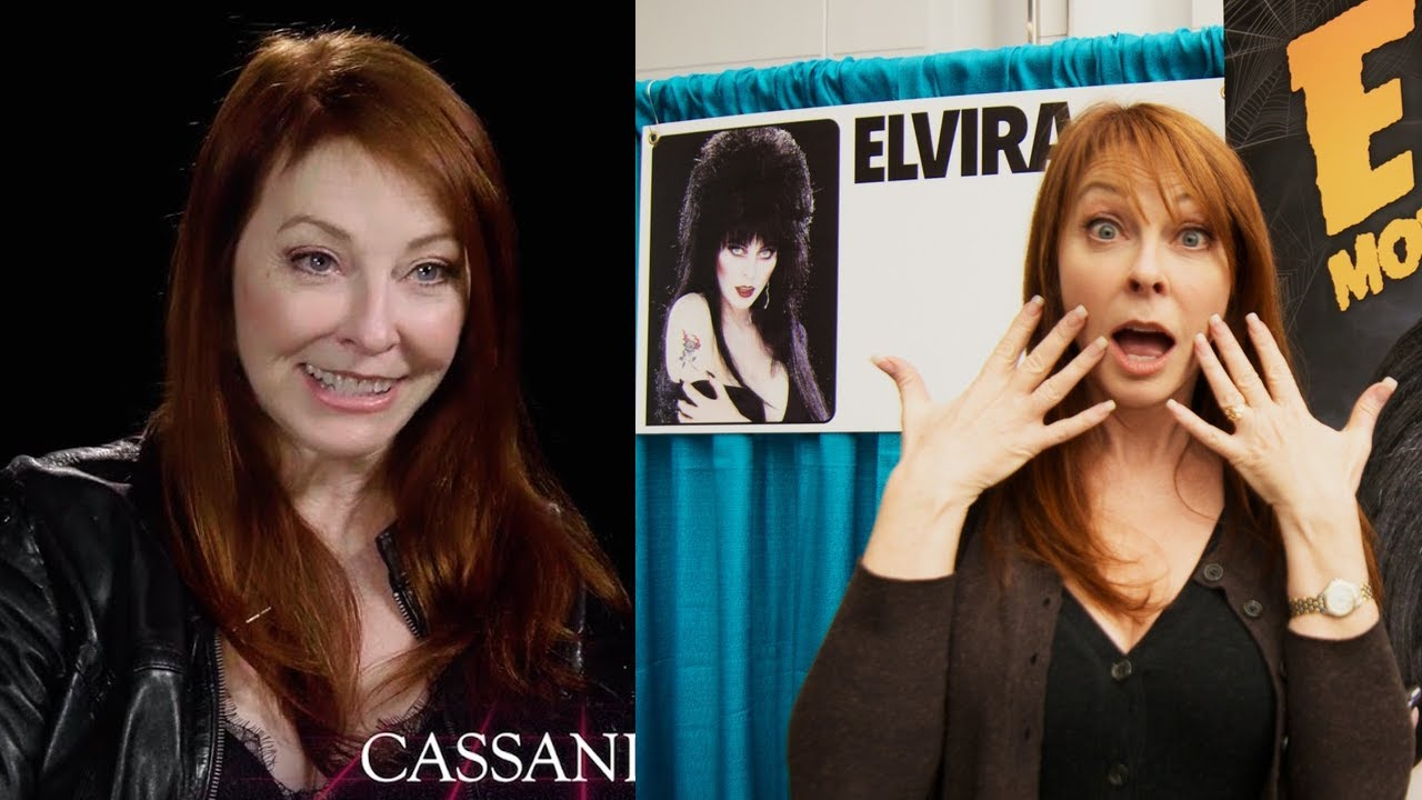 Elvira Actress Cassandra Peterson Comes Out