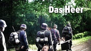 Das Heer - Deutsche Bodentruppen im 2. Weltkrieg (ganze Doku, Dokumentation, komplett, deutsch) WW2