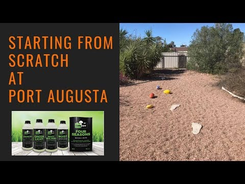 Starting From Scratch At Port Augusta