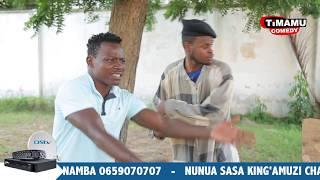 UTACHEKA: Chalii ya R kumpiga kitofali Bwana Mjeshi mchana kweupe