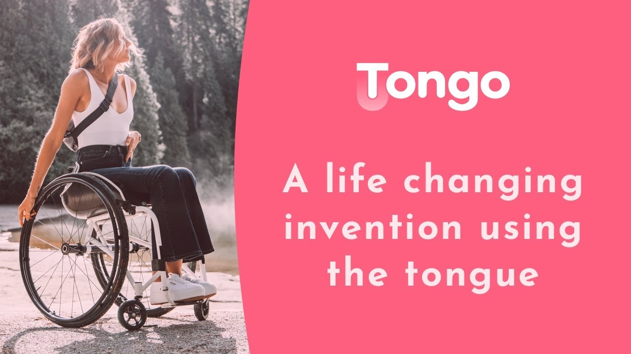 Tongo- A life changing invention using the tongue