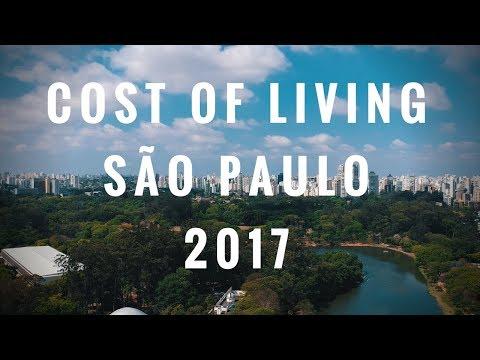Cost Of Living In Sao Paulo (Brazil)