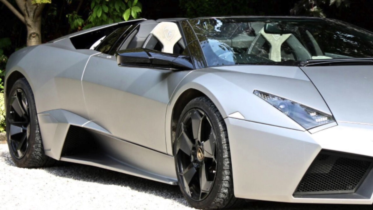 Lamborghini Reventon Coupe And Roadster For Sale Youtube