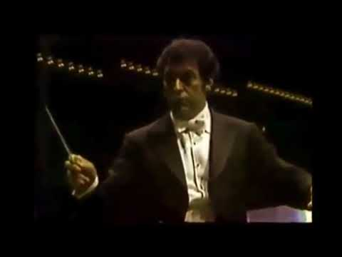 R. Serkin plays Beethoven's Emperor Concerto no.5 with Zubin Mehta 1986