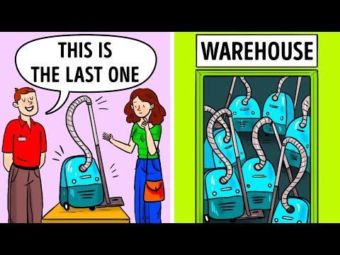 15+ Marketing Tricks Each Store Uses