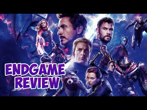 Early review of Avengers Endgame | JackieKCooper First Impressions