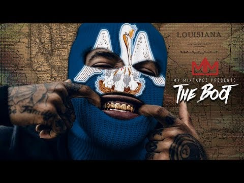 The Boot - The hottest Louisiana artist take us to their neighborhoods [Trailer]