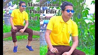 How to Fantasy Photo Manipulation Tutorial Photoshop Cs3 2018  KawSar Editz
