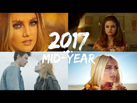Pop Songs World - 2017 Mid-Year (Mashup)
