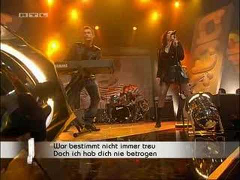 Rosenstolz - Ich Bin Ich (Wir Sind Wir) [Live @ TOTP-DE]