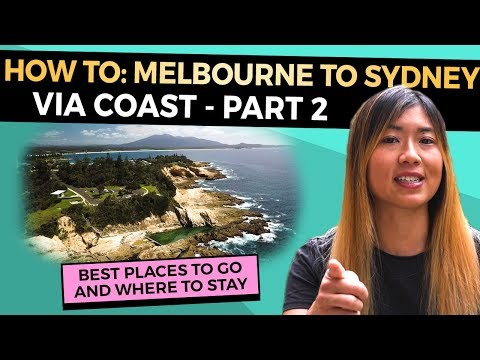 Things To Do In Hyams Beach, Jervis Bay & Eden: Melbourne To Sydney Drive