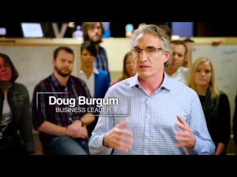 Doug Burgum for North Dakota