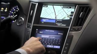 Q50 InTouch Technology
