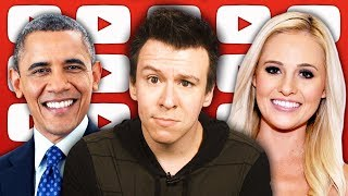 WOW! Tomi Lahren Hate Backfires, The Obama Boycott, NFL Kneeling Crackdown, & More thumbnail