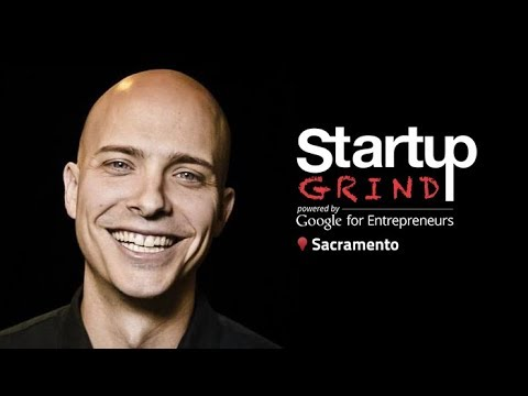 Startup Grind / Bevy Co-Founder Derek Andersen sits discusses his ...