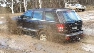 Jeep Grand Cherokee WH/WK Down & Dirty