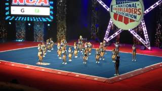 Maryland Twisters F5 NCA 2014 day one