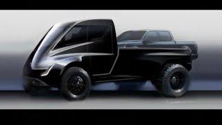 Tesla Pickup Truck Sneak Peak, VW All In On Electric and Tesla M3 Range Increasing  (TTT)   Vlog 231