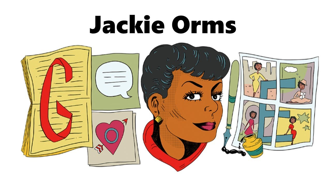 Google Doodle celebrates Black cartoonist and activist Jackie Ormes