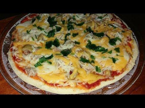 pizza-a-la-poÊle-sans-pÉtrissage-:)