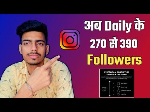Instagram Followers Drop