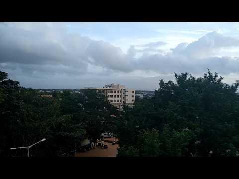Beautiful weather Hubli Karnataka
