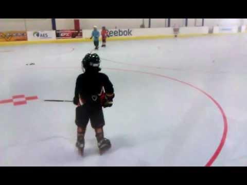 Julian's Roller Hockey Practice - 04/21/2012 - Huntington Beach, CA